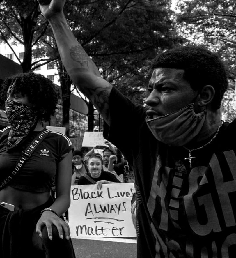 WFP - Black Lives Matter