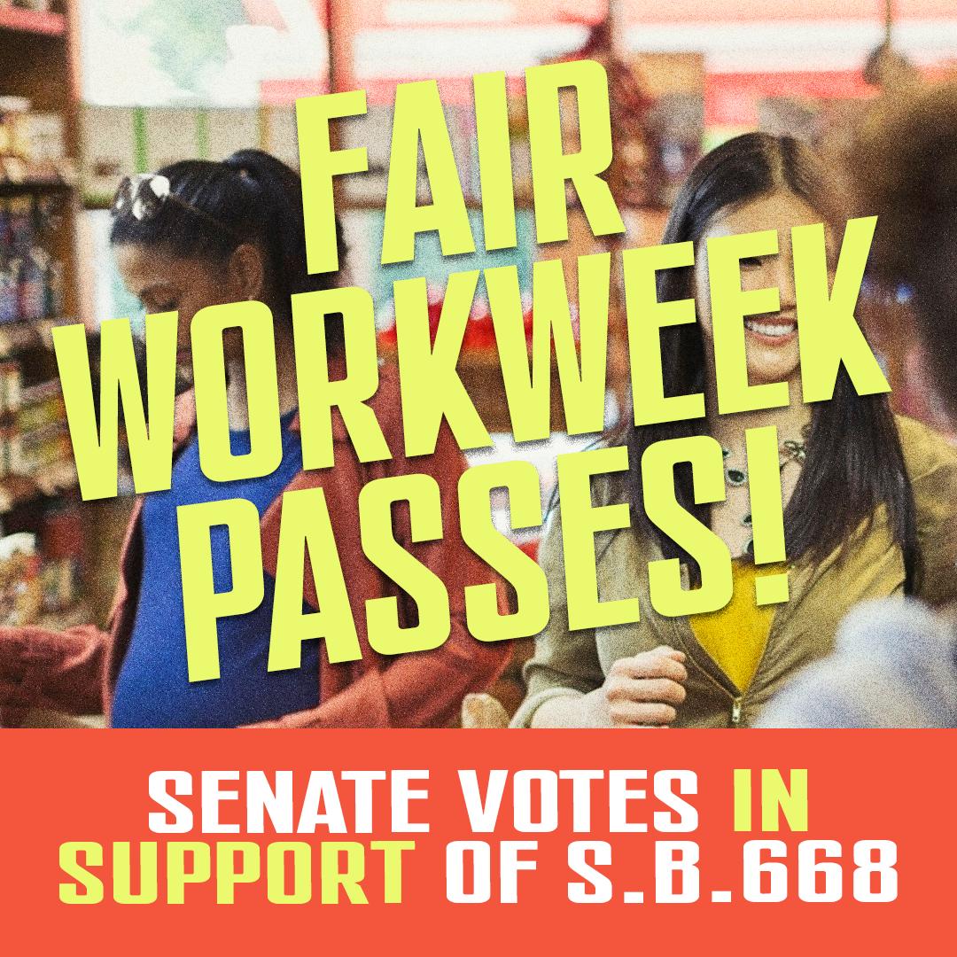 FWW Senate win