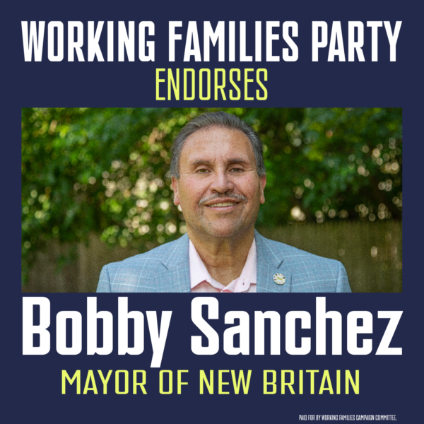 Bobby Sanchez Mayor