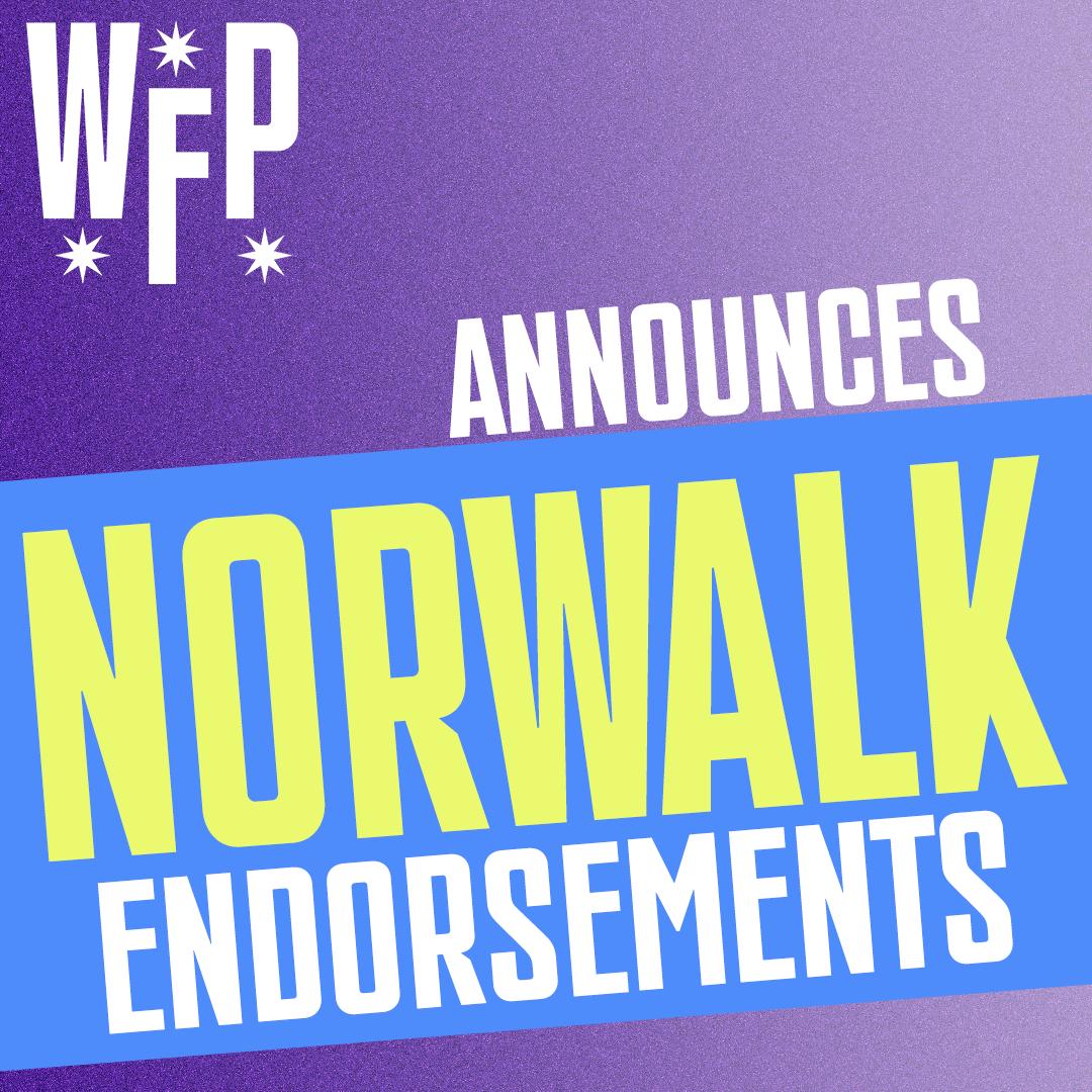 Norwalk Endorsements